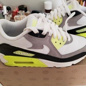 Nike Air Max 90 GS Volt Green